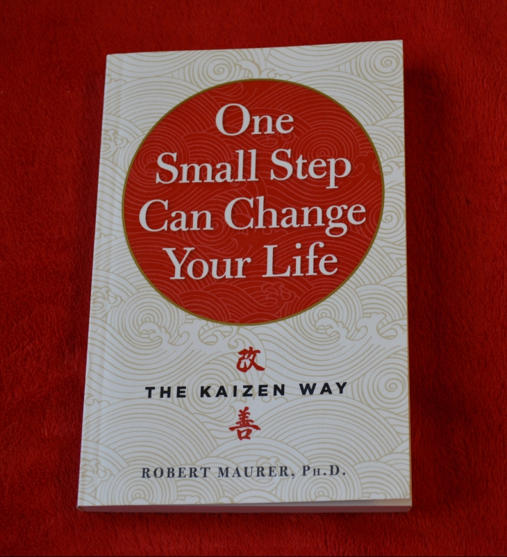 """One Small Step Can Change Your Life"" by Robert Maurer"